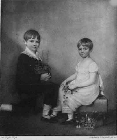 он и его сестру: