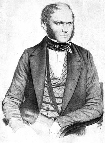 VIVOS VOCO: Чарлз Дарвин